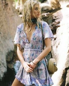 💜Spell & The Gypsy Collective- Poinciana Playdress S💜