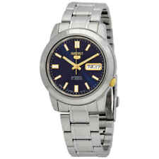 Seiko 5 Blue Men's Watch - SNKK11K1