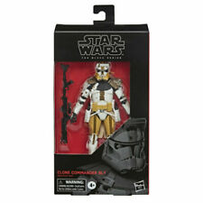 Star Wars Black Series Wave 24 - Clone Commander Bly IN STOCK