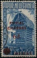 Papua 1960 SC J6 Used