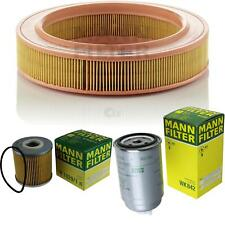 MANN-FILTER Set Ford Transit Pickup/Chassis V _ _ 2.4 D Bus
