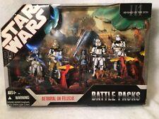 Star Wars Battle Pack Betrayal on Felucia Commander Bly Aayla Secura 30th MIB