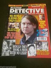 March True Crime Magazines