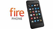 Amazon Fire Phone - 64GB - Black ( AT&T ) Smartphone-FRB