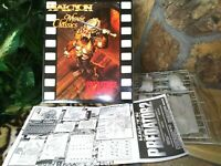 PREDATOR 2 CREATURE 1994 HALCYON MOVIE CLASSICS HAL13 PLASTIC MODEL KIT, MINT