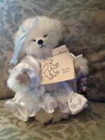 ooak kritter korners teddy bear by reanee. Tags still attached adorable