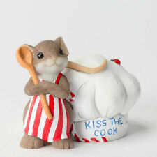 """Charming Tails """"Well-Whatcha Waiting For"""" Nib #4027101"""