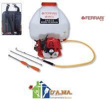 Pompa irroratrice a spalla motore 2T  25 litri con lancia e accessori ARCO