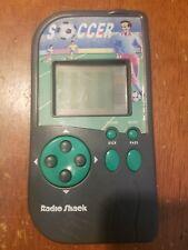 Vintage RADIO SHACK Soccer 2 Player Interactive Handheld Game