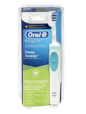 Oral-B DEEP SWEEP VITALITY Electric Power Toothbrush Tooth Brush DeepSweep NEW