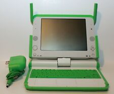 OLPC XO-1 1st Generation One Laptop Per Child w/ Power Adapter