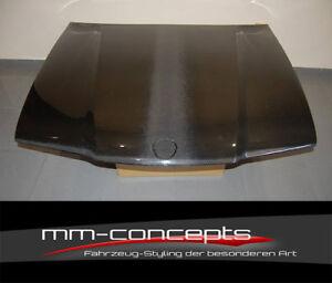 Carbon Motorhaube für 3er BMW E 36 5 Türer M Performance M-Paket Hood Bonnet