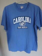 Vintage NCAA North Carolina Tar Heels Basketball T-Shirt Men Large EUC