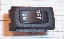 NEW Carling ON-OFF Miniature Rocker RA901/911T85 SPST Quick Connect Switch NOS