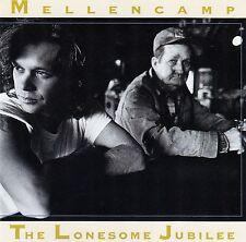 JOHN COUGAR MELLENCAMP : THE LONESOME JUBILEE / CD - TOP-ZUSTAND