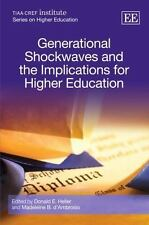 Generational Shockwaves and the Implications for Higher Education (TIAA-CREF Ins