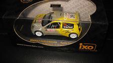 IXO 1:43 RENAULT CLIO S1600 #39 RALLY MONTE CARLO 2004  OLD SHOP STOCK RAM147