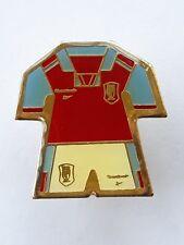 Aston Villa FC Vintage Kit Badge