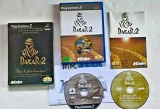 DAKAR 2 SPECIAL EDITION for PLAYSTATION 2 'VERY RARE & HARD TO FIND'