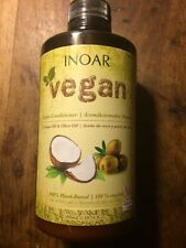 Inoar Vegan Conditioner -coconut and olive oil