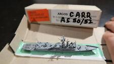 g 1:1250 Waterline Argos USS Carr AS 50/52