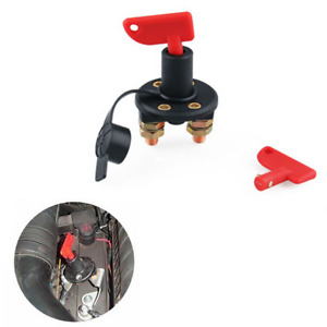 12V 24V Car Truck Boat Battery Isolator Disconnect Cut Off Power Kill Switch