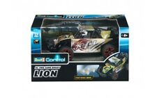 Revell Radio Control Rally Car 4WD Lion Car 4 WHEEL DRIVE Suitable for ages 8+