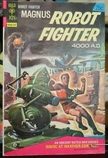 Magnus Robot Fighter 4000 A.D. #36 Gold Key