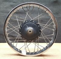 1978 - 1983 Suzuki DS80 RM50 RM60 RM80 Takasago Front Wheel Assembly 14X1.40