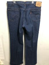 Vintage Levi's 517 Orange Tab Bootcut Jeans Measures 41x30