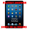 Apple Ipad 2's, 3's, 4's - (generations 2 to 4) SHIPS WITHIN 24 HOURS -FASTEST