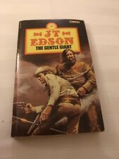 J T Edson - The Gentle Giant - Corgi Book 1979