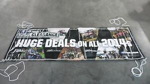 2014 Polaris RZR Ranger Sportsman Tie Down Dealer Exclusive Banner