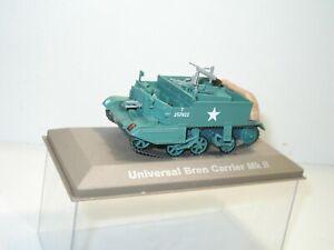 Atlas 1:43 Snowcat Bren Gun Carrier Mk III, 1:43