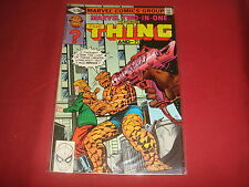 MARVEL TWO-IN-ONE #70 The Thing   Marvel Comics 1980 VF-