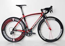 Stradalli Napoli Full Carbon Road Bike Shimano Ultegra 8000 bicycle large or xl