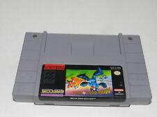 Mega Man Soccer Super Nintendo SNES Video Game Cart