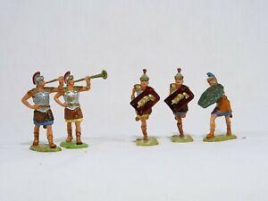 Elastolin Bundle Lovely Soldiers Centurions Roman Römer 8404 8420 8426 7 CM