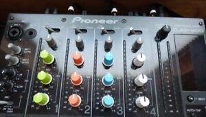 Level- / Depth- / EQ-Regler (Poti Knobs) für Pioneer DJM-800 / DJM-900 Nexus NEU