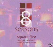 8 SEASONS = Gadjo/Gaudino/Antoine/Grey/Diaz/Novy/Deekay/Dub..= HOUSE DEEP HOUSE!