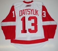 PAVEL DATSYUK DETROIT RED WINGS REEBOK EDGE 2.0 AUTHENTIC JERSEY  54