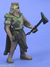 STAR Wars Loose adozione RARISSIMO Chewbacca in Cacciatore di Taglie Travestimento Menta. C-10+