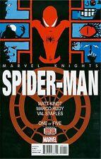 MK MARVEL KNIGHTS SPIDERMAN 1 1st PRINT 2nd 2013 SERIES NM SUPERIOR AMAZING