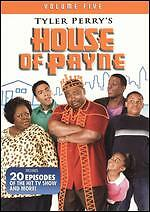 Tyler Perry's House of Payne Vol. 5 RARE DVD SET Brand New Sealed Free Shipping