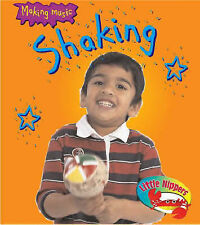 Angela Aylmore, Shaking  (Little Nippers: Making Music), Very Good Book