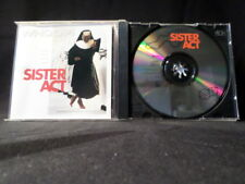 Sister Act. Film Soundtrack. Compact Disc. 1992. Made In Australia.