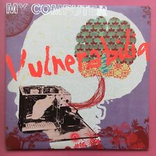 My Computer - Vulnerabilia - 13 Amp Recordings AMP004LP Ex Condition Double