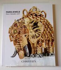 Christie's Paris Jewels Auction Book Catalogue December 6 2016 Rene Boivin