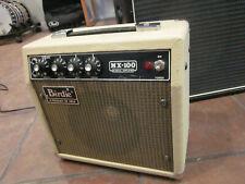 Vintage Aria Birdie MX 110 1970s transistor amp Japan