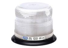 ECCO 6550C - 3-Bolt Clear Strobe Beacon